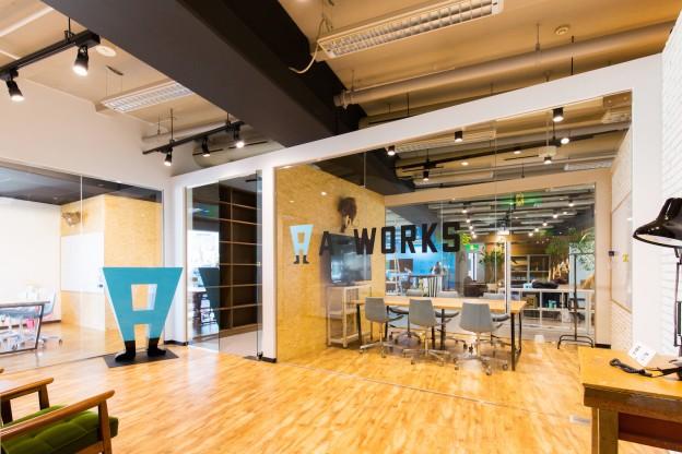 a-works本社